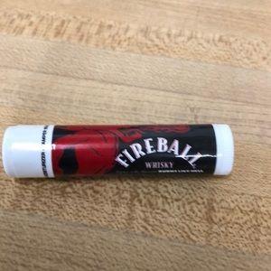 New Fireball Whiskey Chapstick